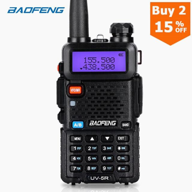 walkie talkie|vhf uhfbaofeng uv-5r walkie talkie